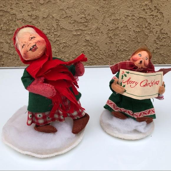 Annalee Dolls -